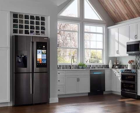 Le réfrigérateur connecté, une aide précieuse