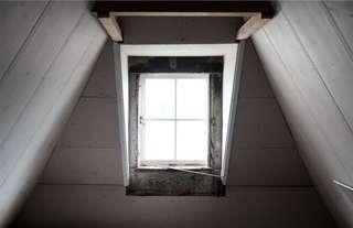 Une fenêtre de toit pour apporter plus de luminosité