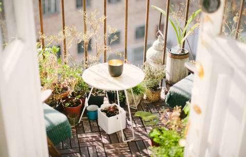 Le sol de votre terrasse n'est pas en reste.