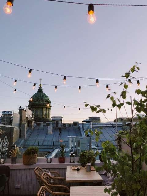 La décoration de votre terrasse apportera une touche en plus.