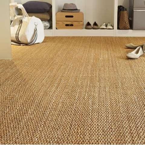 La fibre végétale sera la touche d'originalité de votre intérieur.