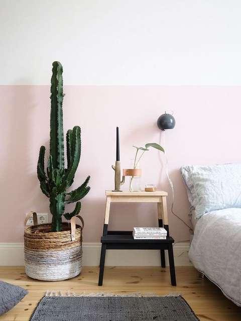 Sa couleure douce et réconfortante habillera vos murs à la perfection
