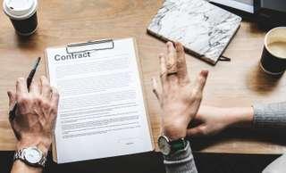 Ce contrat vous garantit la réservation de votre logement.