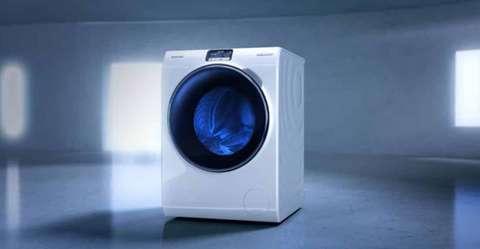 La machine à lavé intelligente