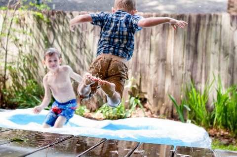 Des inconvénients peuvent survenir avec une piscine