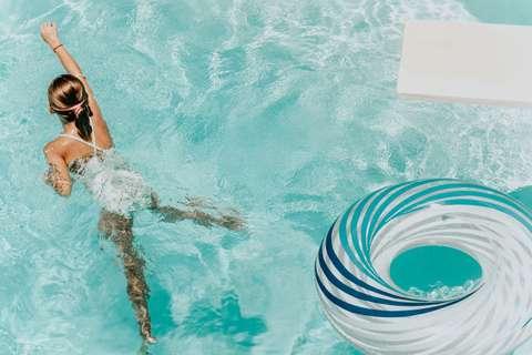 Les avantages d'avoir une piscine sont nombreux !