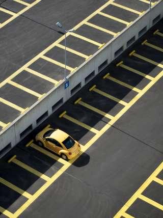 Achat parking extérieur