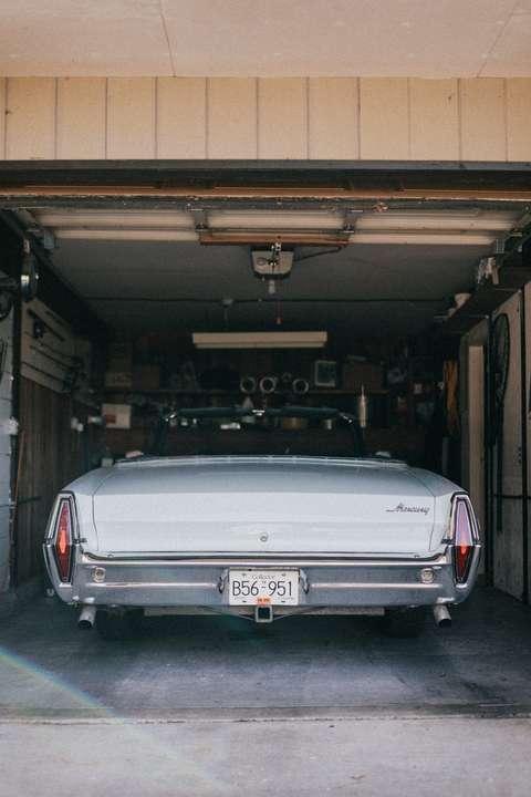 Achat garage
