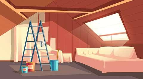 Aménager les combles augmentera la valeur de la maison