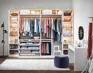 Le choix de son dressing peut être compliqué avec toutes les options s'offrant à vous