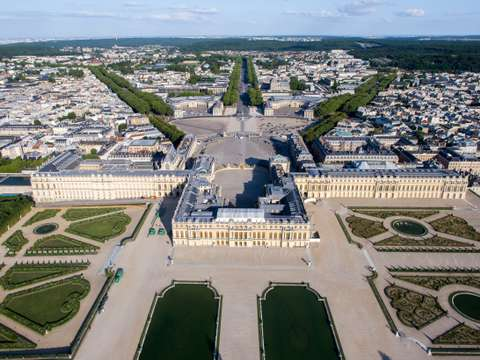 Agences immobilères à Versailles