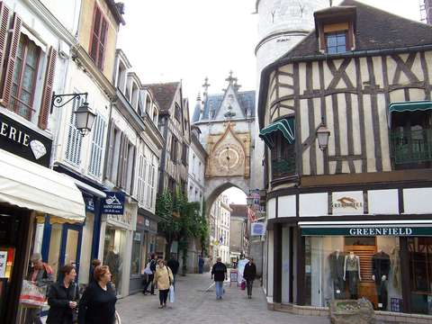 Agences immobilères à Auxerre